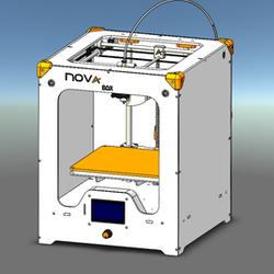 3D打印机详细设计图